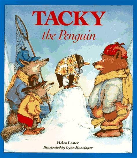 happy birdday tacky tacky the penguin books pretty cool preschool penguin treats