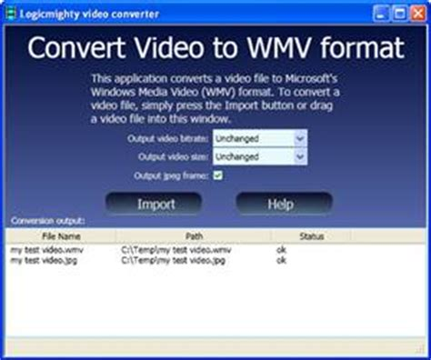 format video wmv simply convert video file to microsoft windows media video