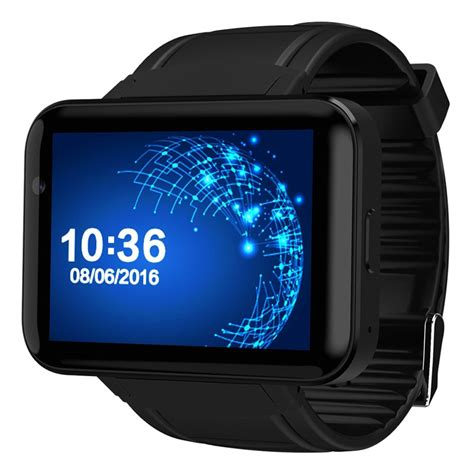 Smartwatch Dm98 Domino Dm98 Bluetooth Smart 2 2 Inch Android 4 4 Os