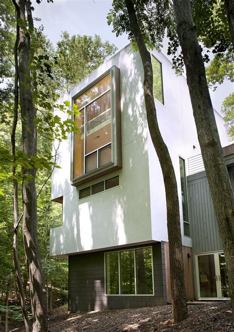 forest house kube architecture archdaily forest house by kube architecture karmatrendz