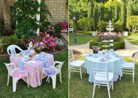 garden tea ideas garden tea ideas image mag