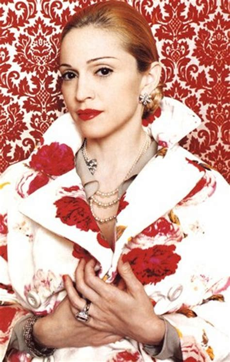 Madonna In Vanity Fair by Style Rewind Madonna As Evita For Quot Vanity Fair November
