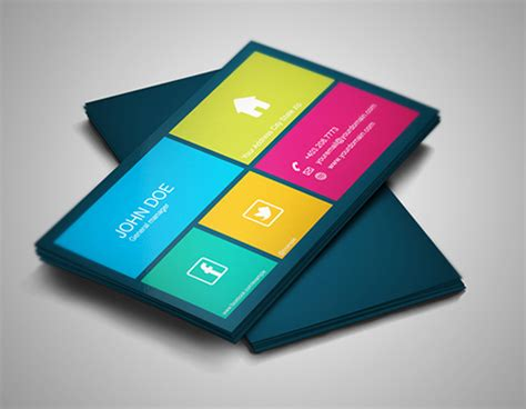 mobile business cards template exclusive design business cards templates design