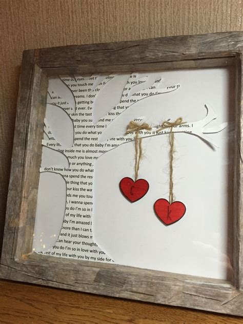 wedding anniversary ideas uk the 25 best wood anniversary gifts ideas on