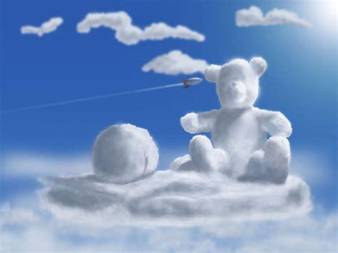 imagenes raras en las nubes funny cloud wallpaper wallpapersafari