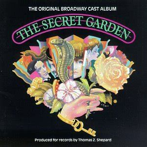 The Secret Garden Broadway by Simon Marsha Norman Luker Eagan