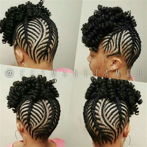 braids hairstyles real hair stunning best natural hair braid styles pic of real trend