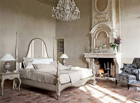 country chic schlafzimmer la chambre style baroque nos propositions en photos