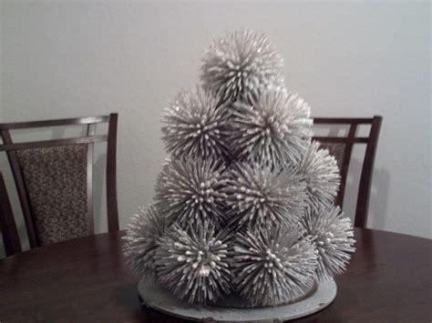 toothpick christmas tree christmas pinterest