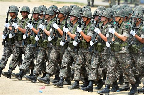 for soldiers south korean troops in shoot out with renegade soldier