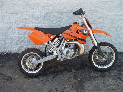 Ktm Sx 65 For Sale 2006 Ktm 65 Sx Mini Pocket For Sale On 2040motos