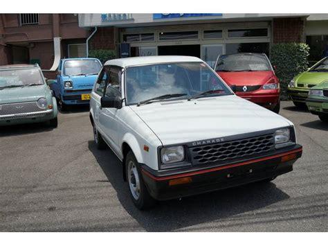 Stopl Daihatsu G11 Charade 1984 80shero may 2014
