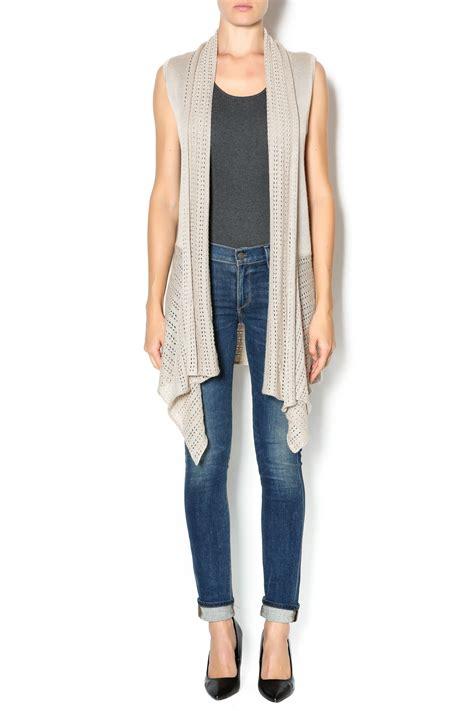 Vest Flowy Miilla Flowy Knit Vest From By Sweet Cheeks