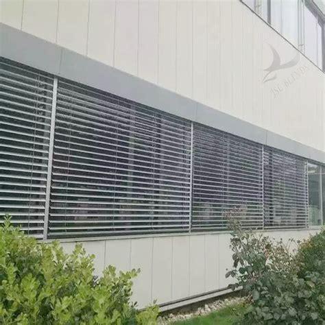 Buy External Blinds China Manufacturer Cheap Outdoor Horizontal Aluminum