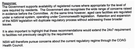 baird nursing home coast voices australian federal election 2016