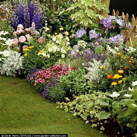 flowers for garden beds best 25 cottage garden plants ideas on
