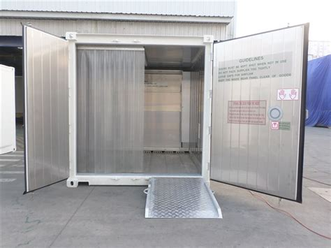 Big Sale 20 Peplum Berlin refrigerated cold storage containers stores hire sale malaysia