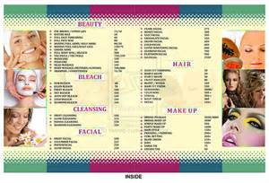 Beauty Parlour Brochure Template ? 35  Free JPG, PSD