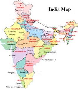 india india map