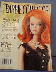 Image result for barbie books & magazines