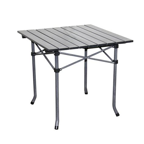 Ore International Table L by Ore International 19 75 In H X 21 In L Aluminum Roll