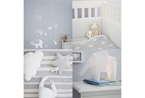 creating babys  nursery  white company journal