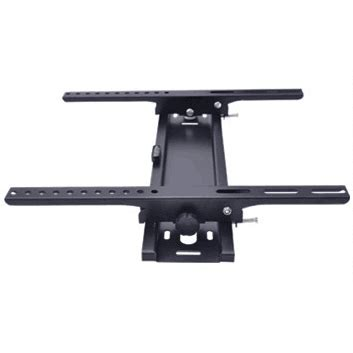 Tv Bracket 400 X 400 Pitch 7 0cm Wall Distance For 26 55 Inch Tv tv bracket 1 5mm thick 600 x 400 pitch for 32 65 inch tv black jakartanotebook