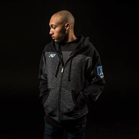 Hoodie Zipper Mass Effect Andromeda Initiative mass effect andromeda les infos en vrac de la semaine 4