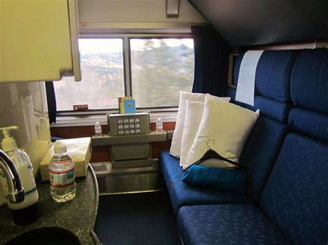 amtrak bedroom suite california zephyr roomette cost