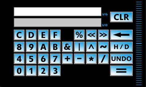 calculator hexadecimal apps