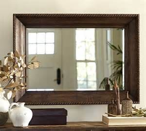 pottery barn mirrors bathroom pin by lisa f on for the home pinterest