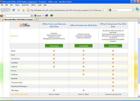Ms Office Version Free Free Microsoft Office 2010 Beta Version