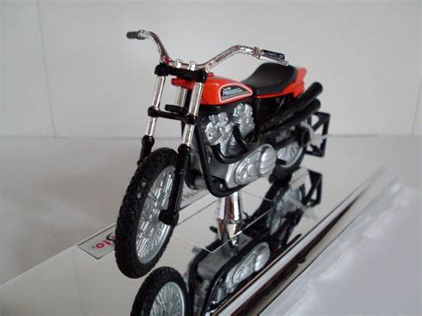 Diecast Harley Davidson Motorcycle Models