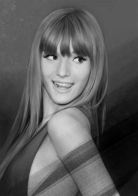 imagenes realistas de mujeres dibujos de mujeres que se ven muy realistas hechas en 2d