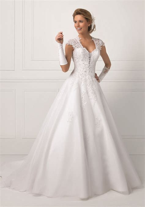 Robe De Mariée Pauline - robe de mari 233 e romantique mariage