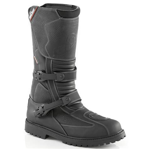 Buse Open Road Adventure Motorcycle Boots Motorbike