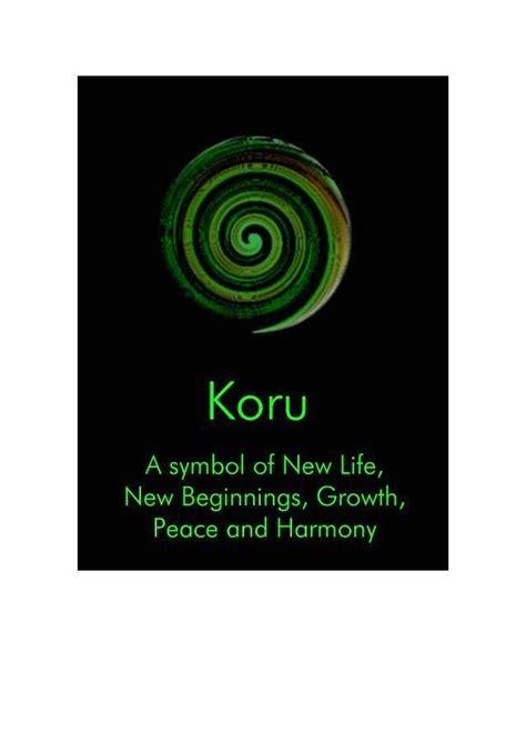 koru new beginning symbol tattoo design 38 best images about cultural symbols on pinterest