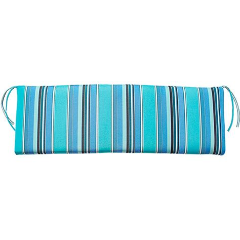 rectangular bench cushion home decorators collection sunbrella dolce oasis
