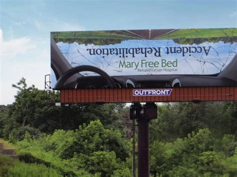 mary free bed mary free bed rehabilitation hospital we ll put you back together ads of the world