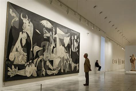 187 Picasso S Guernica To Be Exhibited At Whitechapel
