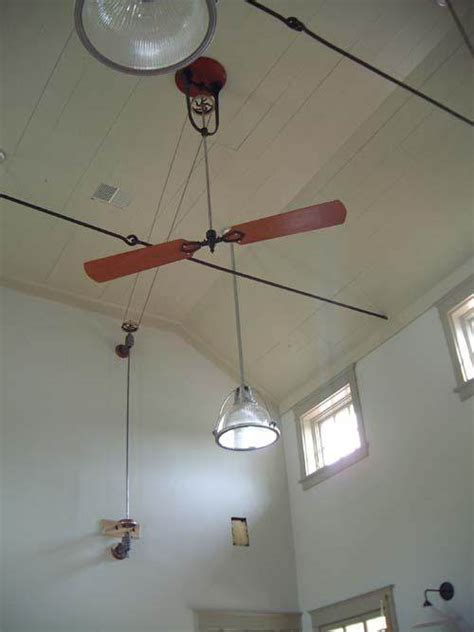 diy belt driven ceiling fans non electric ceiling fans belt driven perpetual motion