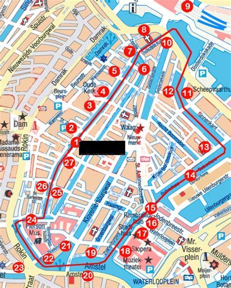 amsterdam museum district map de wallen de oudste grachten in de stad amsterdam info