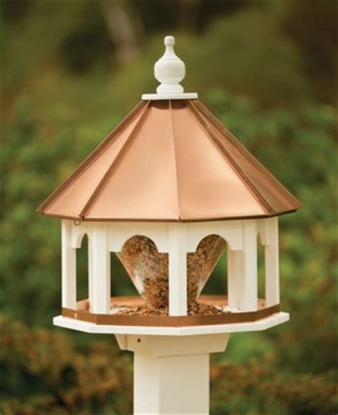 octagon bird feeder plans  woodworking projects plans