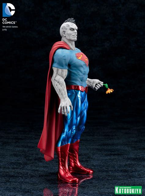 Kotobukiya Artfx Statue Superman bizarro superman new 52 artfx statue by kotobukiya actionfiguresdaily
