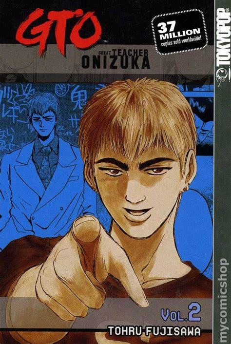 tokyopop list gto gn 2002 2005 tokyopop digest comic books