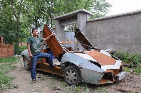 Shanzhai Lamborghini 12 Pictures Of Inventions