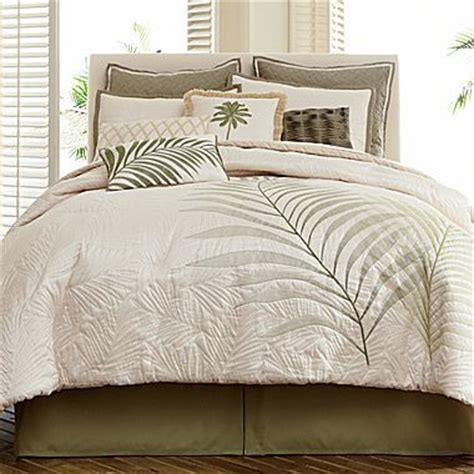 tahiti comforter set jcpenney for the home