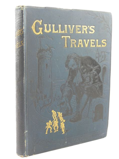 gullivers travels written  swift jonathan waller john