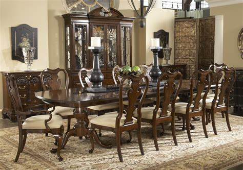 cherry dining room sets traditional dining room home buy american cherry dining room set by fine furniture