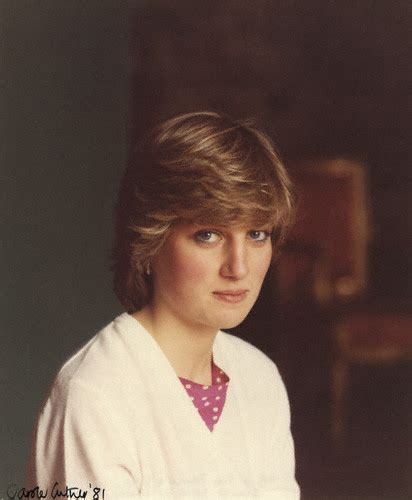 lady diana spencer official lady diana portrait flickr photo sharing